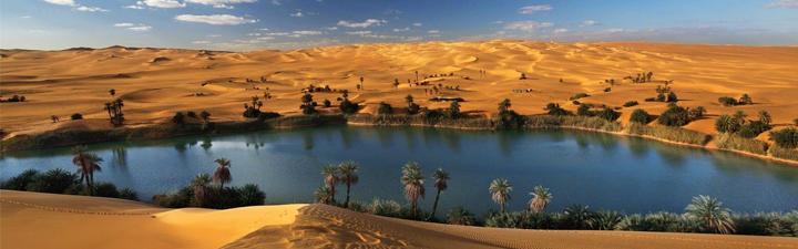 A-desert-oasis-in-Libya
