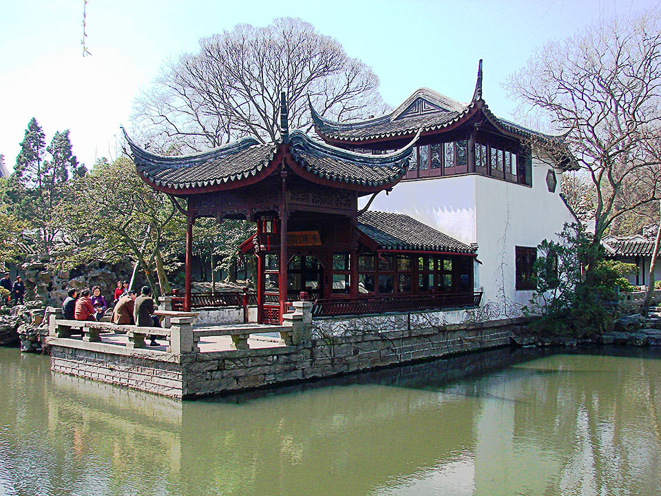 Architecture monuments archives travelerstep for Architecture chinoise