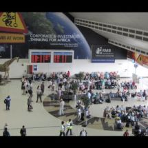 South Africa : Johannesburg Airport