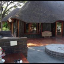South Africa : Bush River Lodge !