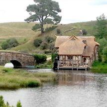 Nouvelle Zélande : Hobbiton